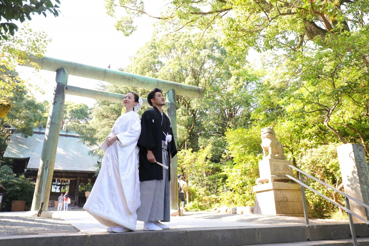 報徳二宮神社報徳会館 ご親族中心の挙式+会食プラン -祝言-