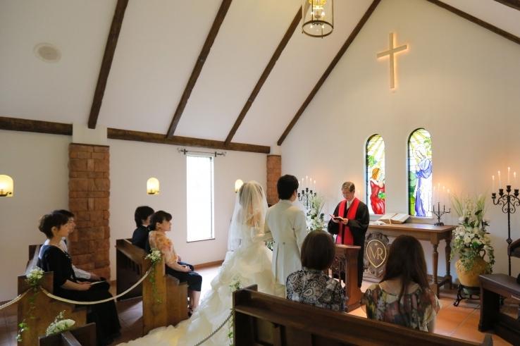 【教会挙式とご会食】10名様★料金一例★
