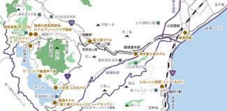 地図から式場を探す