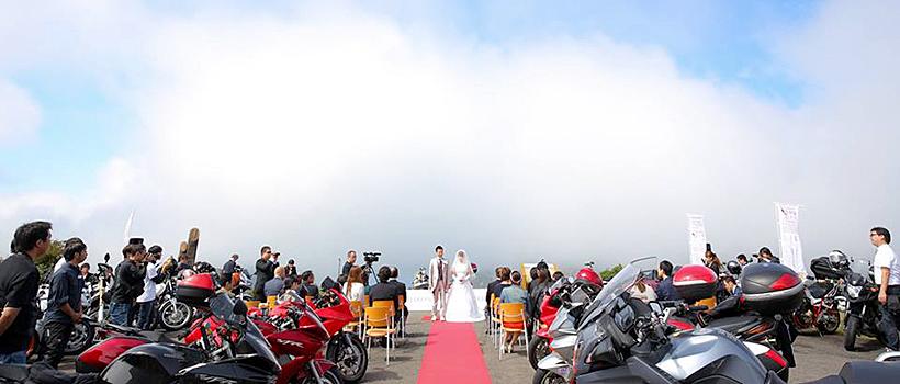 結婚の絆プロジェクト2016の様子