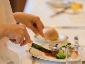 【無料】料理重視!ご昼食ランチをプレゼント!